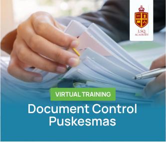 Dokumen Kontrol Puskesmas Virtual Training Batch 1 - 2021