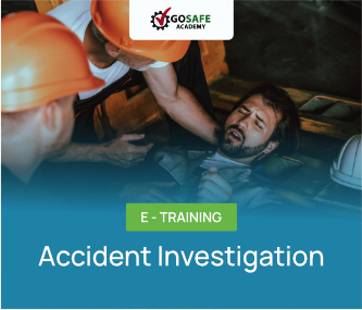 E-Training Accident Investigation