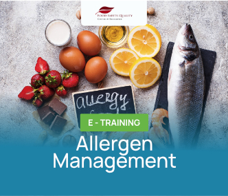 E-Training Allergen Management