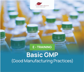 E-Training Basic GMP  (Good Manufacturing Practices)