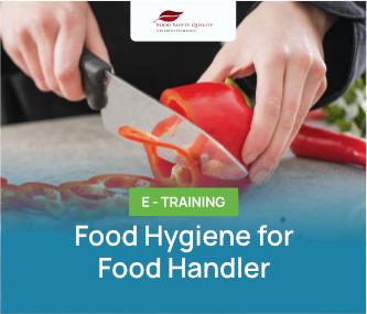 E-Training Food Hygiene for Food Handler