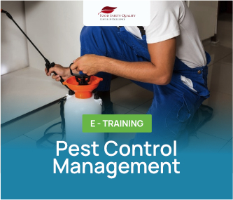 E-Training Pest Control Management