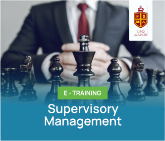 E-Training Supervisory Management