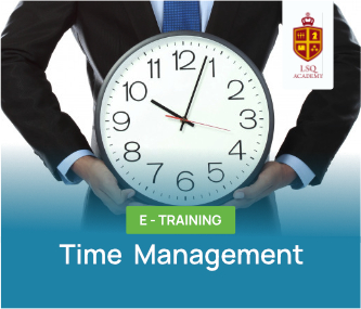 E-Training Time Management