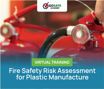 Fire Safety Risk Assessment for Plastic Manufacture