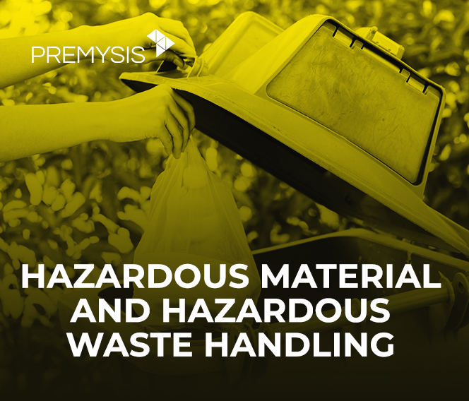 Hazardous Material and Hazardous Waste Handling Management (B3) Surabaya