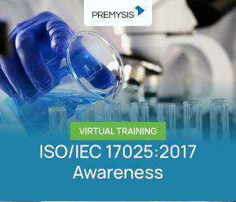 ISO/IEC 17025:2017 Awareness Virtual Training Batch 4 - 2021