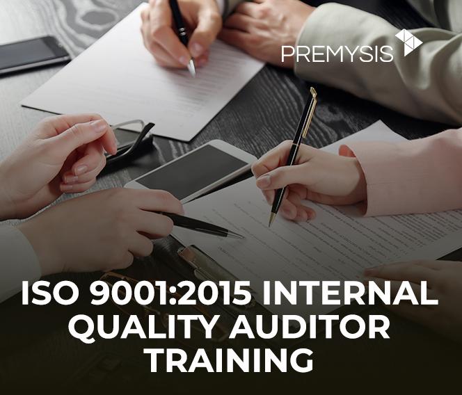 ISO 9001:2015 Internal Quality Auditor Surabaya
