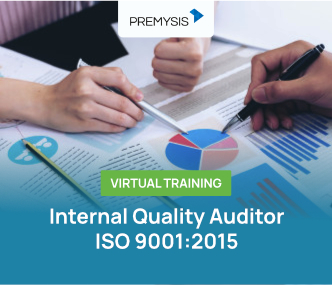 Internal Quality Auditor ISO 9001:2015 Virtual Training