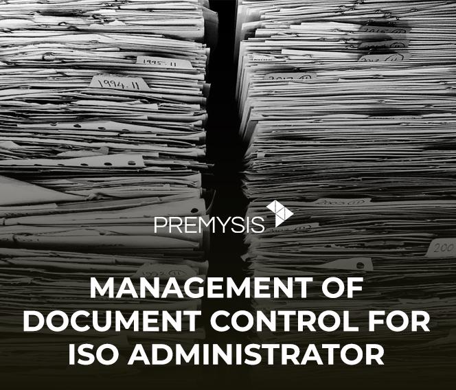 Management of Documented Information (Document Control) Jakarta