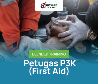 Blended Training Petugas P3K (First Aid) Batch 2 - 2021