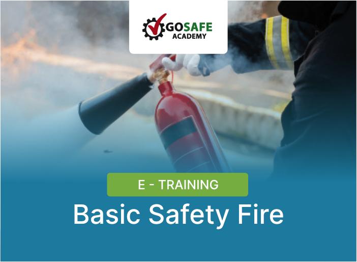 E-Training Basic Safety Fire