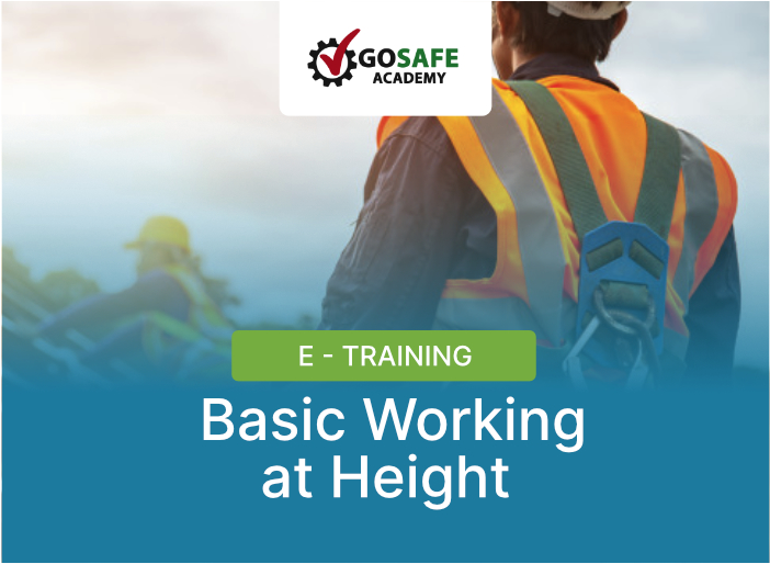 E-Training Basic Working at Height