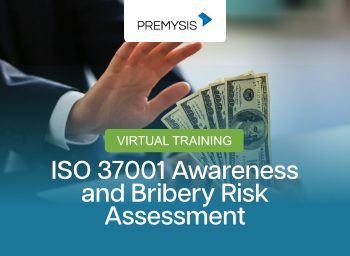 Virtual Training ISO 37001:2016 Awareness and Bribery Risk Assessment Batch 1 - 2021