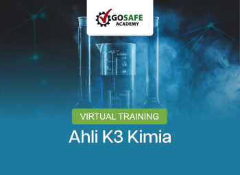 Virtual Training Ahli K3 Kimia Batch 1 - 2021
