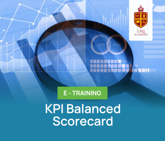 E-Training KPI Balanced Scorecard