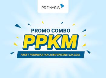 PROMO COMBO PPKM: Paket Peningkatan Kompetensi Massal