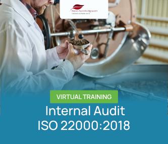 Internal Audit ISO 22000:2018 Virtual Training